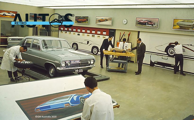 HR Holden: Design to Driveway