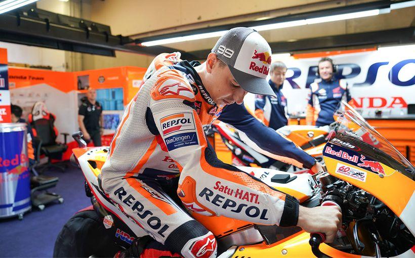 Assen - Jorge Lorenzo Withdraws from Dutch TT with Fractured Vertebra