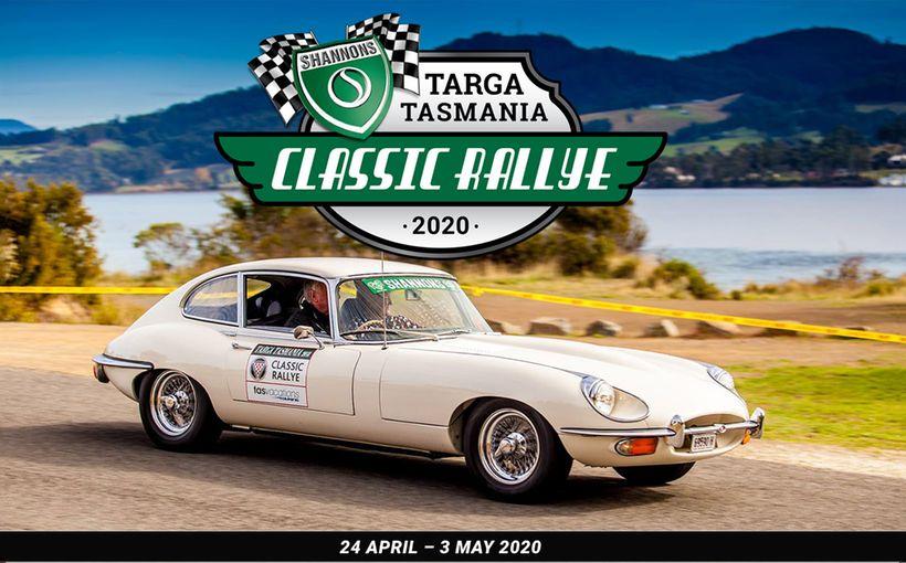 Shannons Classic Rallye Tour 2020 - Targa Tasmania