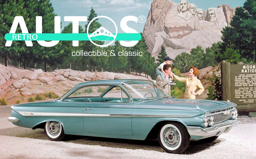 The Fabulous NEW Cars of 1961: Part 2