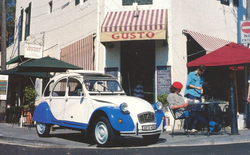 Citroën 2CV: Basically Brilliant