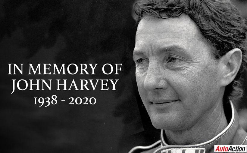 Vale: John Harvey OAM 1938-2020