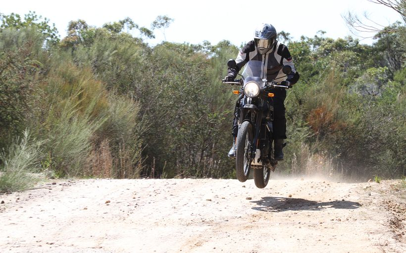 2020 Royal Enfield Himalayan: Budget Bush Bashing