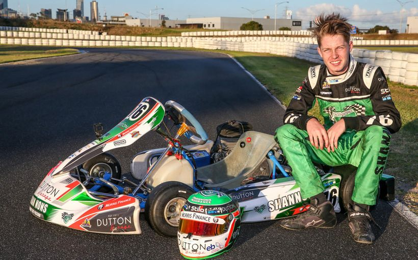 Emerson Harvey to make Formula 4 debut at the Australian Grand Prix