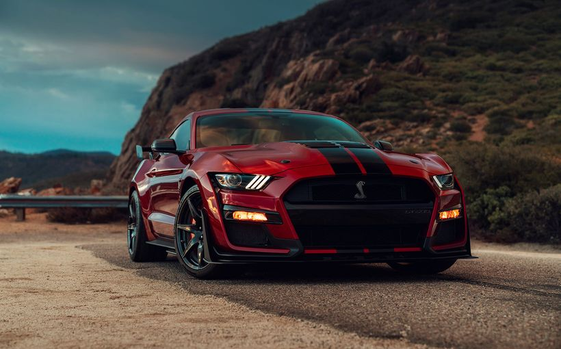 Ford raises the Mustang performance benchmark with new Shelby GT500
