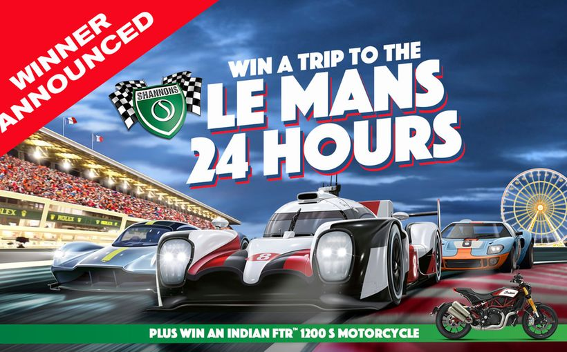 Shannons Le Mans 24 Hours Winner Announced