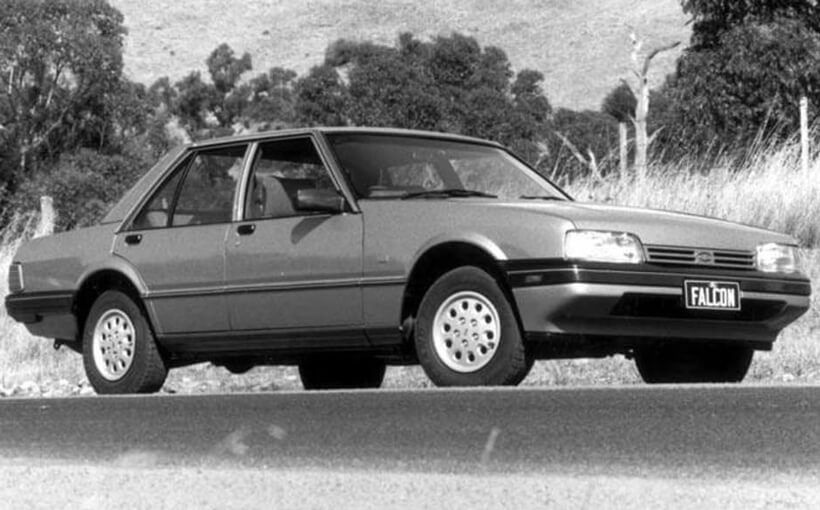 Ford XF Falcon: who could argue, Falcon WAS the answer!