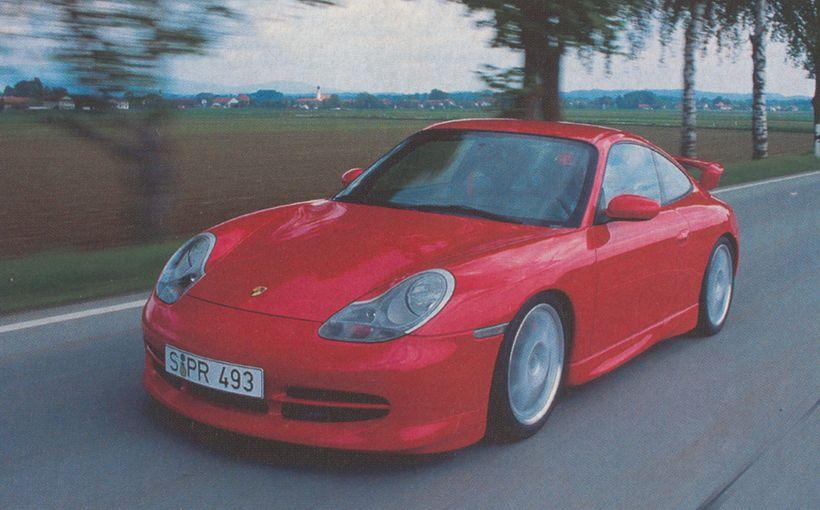 Porsche 911 GT3: 911 Nasty