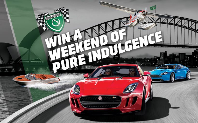 Win a Weekend of Pure Indulgence thanks to Shannons & Prancing Horse