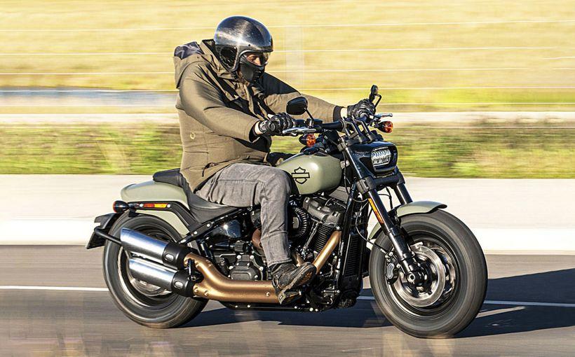 Harley-Davidson Fat Bob: Spin Doctor