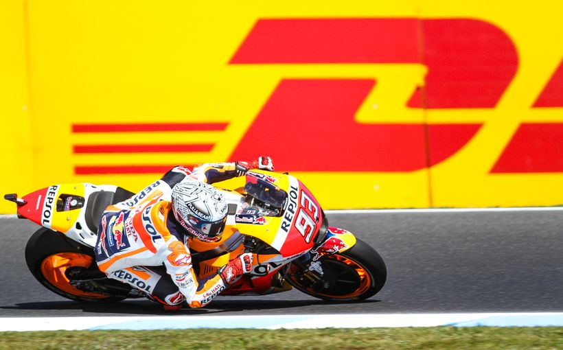 Marquez and Dovizioso ready to charge at Phillip Island
