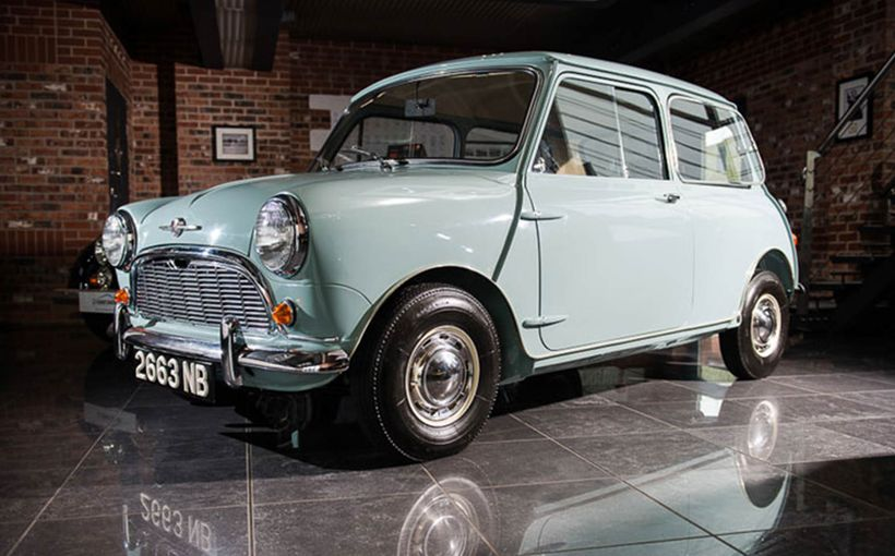 BMC MINI: The most revolutionary small car in history