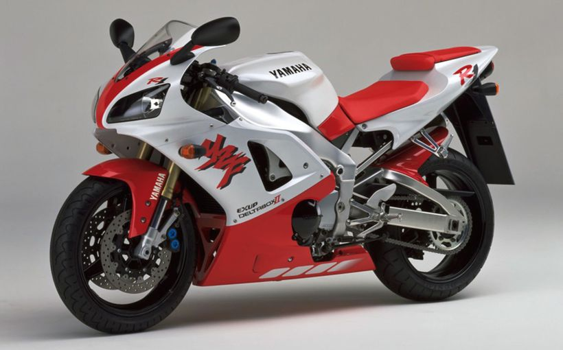 Yamaha YZF R-1: The definitive 1.0-litre sports motorcycle