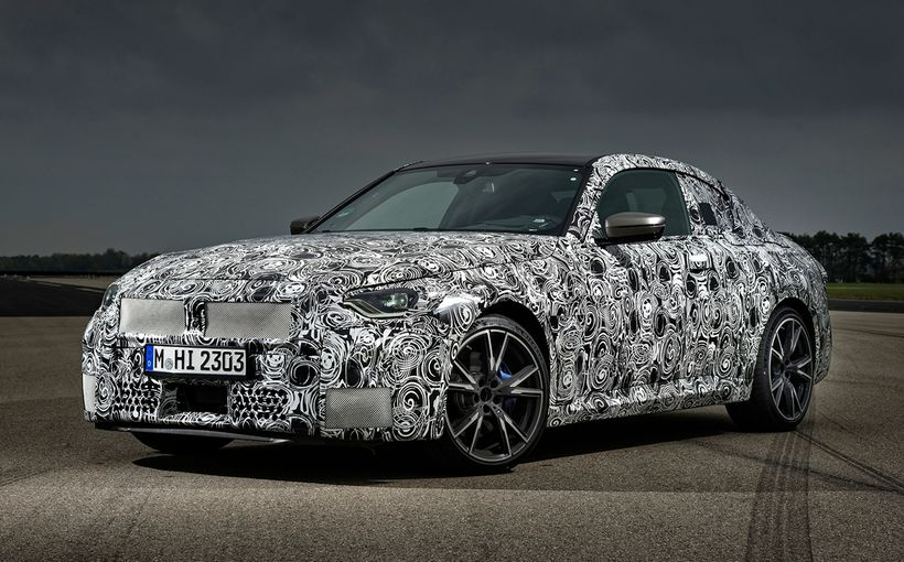 BMW gears up to launch its new-generation 2 Series coupe and convertible