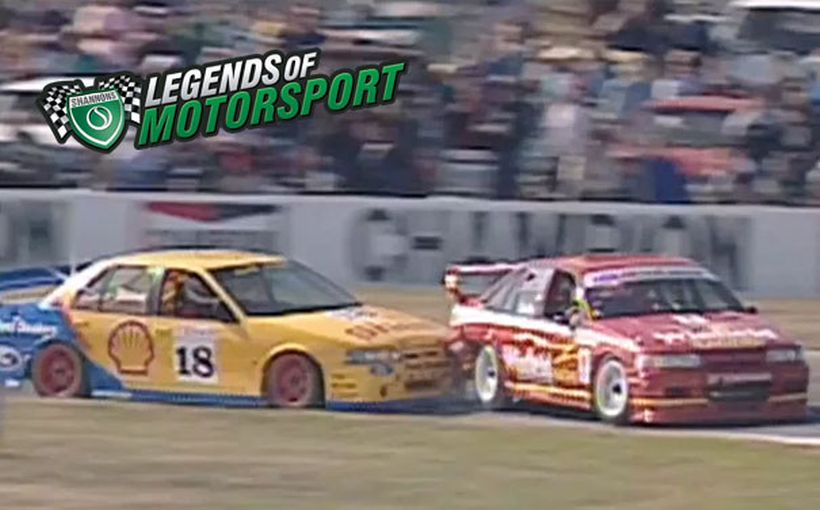 Shannons Legends of Motorsport - Series 2 - Episode 6 Airs This Weekend