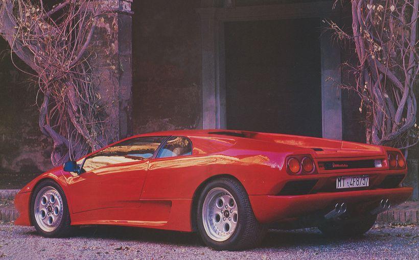Lamborghini Diablo: The Bull Bared