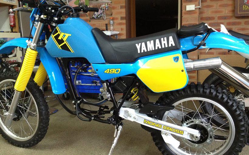 Yamaha IT490: Part Two