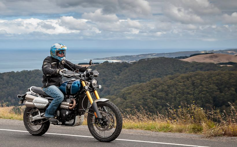 Triumph Scrambler 1200 XE: Triumph's Species of Evolution