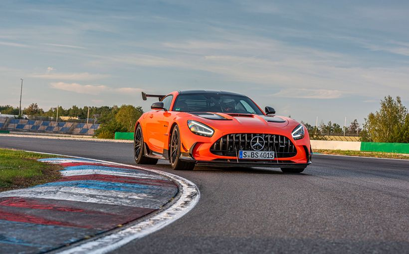 The new Mercedes-AMG GT Black Series is the most hardcore AMG to date