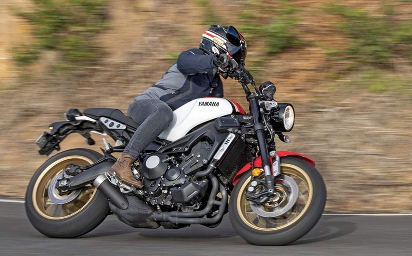 2020 Yamaha XSR900: Hot rod