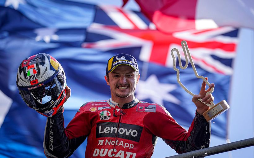 Jack Miller Wins an Epic Le Mans Flag to Flag Race as Various Riders Crash Out!