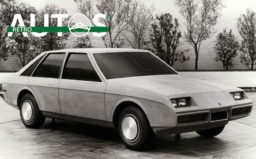 Retroautos April - VB-VL Commodore: Design to Driveway history and exclusive prototype photos!