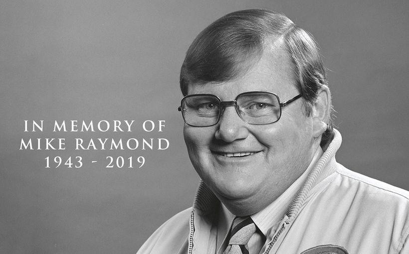 Vale: Mike Raymond OAM 1943-2019