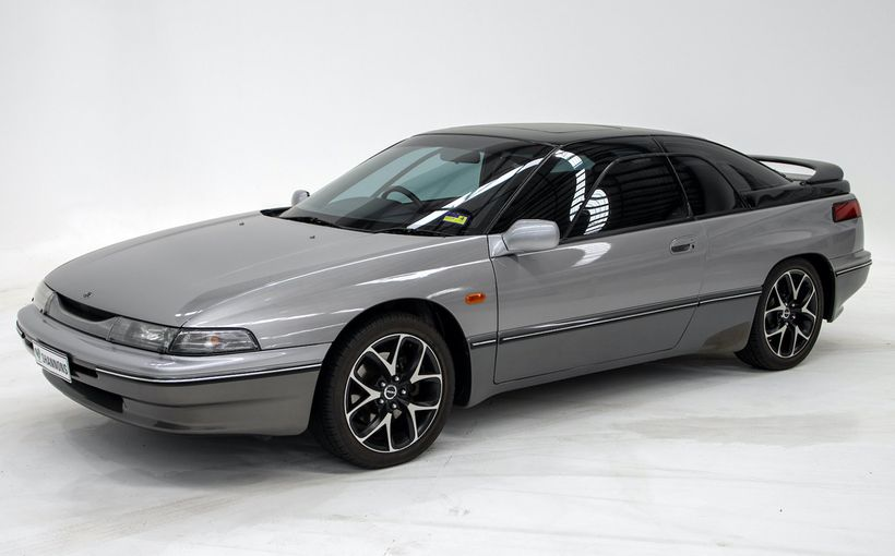 Sought-after Subarus in Shannons 40th Anniversary auction
