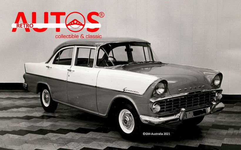 EK Holden: Never meant to be - 60th anniversary