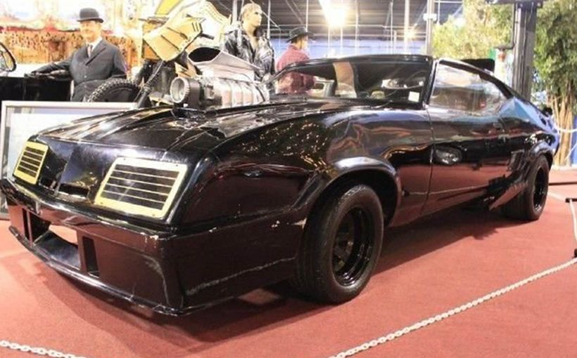 Mad Max's XB Falcon Interceptor Hits the Market