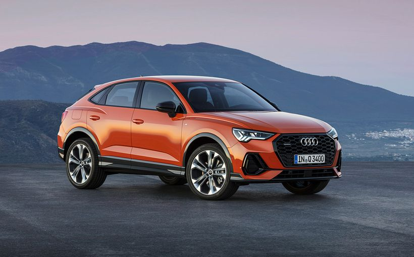 First-ever Audi Q3 Sportback muscles in on Merc GLA turf