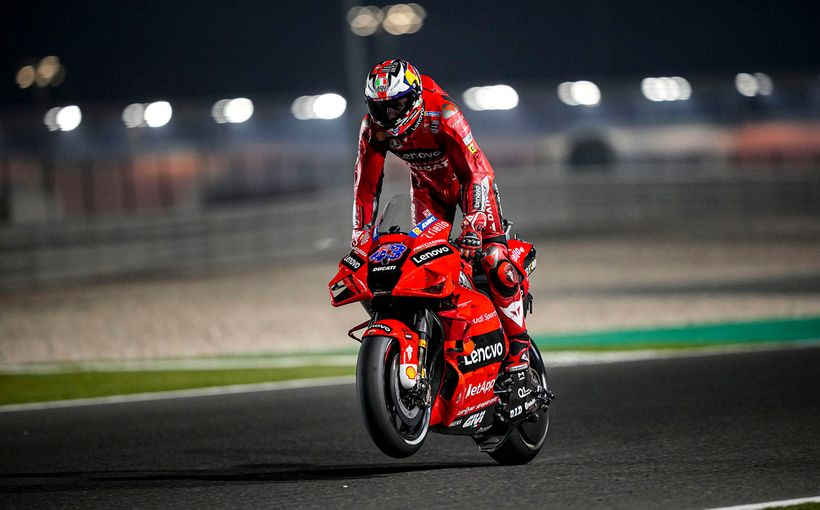 MotoGP Back For Round 2 Qatar With Miller Wanting To Conduct Business On Circuit Whilst Suzuki Aim For Stronger Qualifying & Vinales Wants To Be Champ!