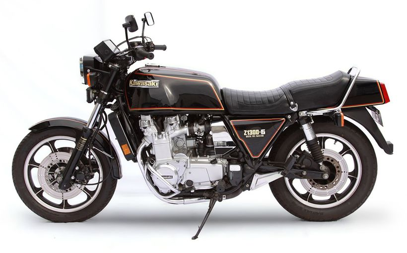 Kawasaki Z1300: King of the Road