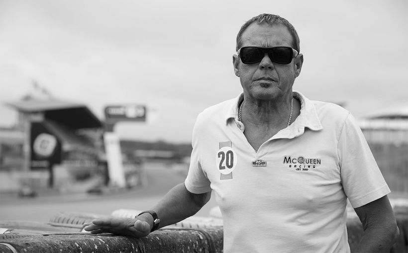 Chad McQueen Announced as 2016 Motorclassica Ambassador