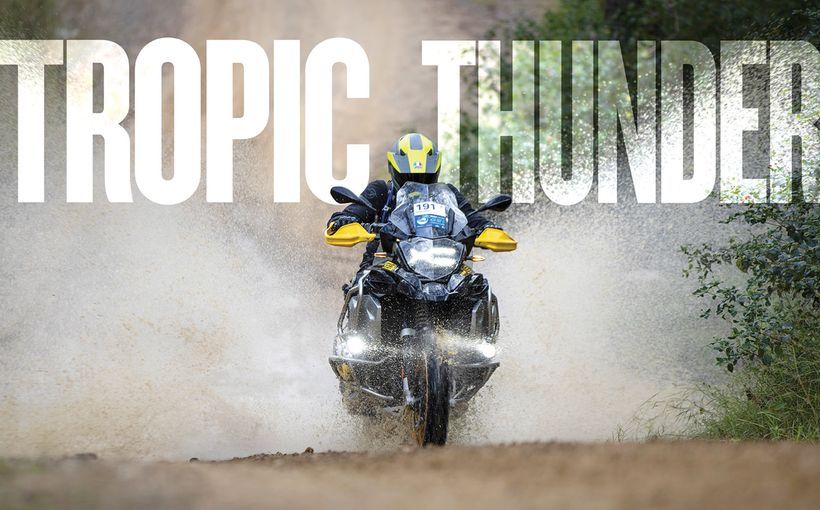 2021 BMW GS Safari Townsville to Cairns: Tropic Thunder