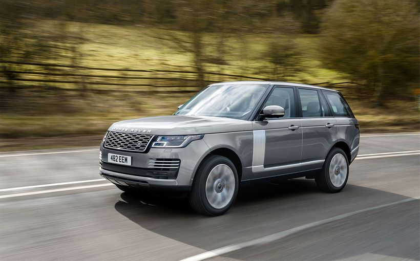 Mild-hybrid comes to entry-level Range Rover