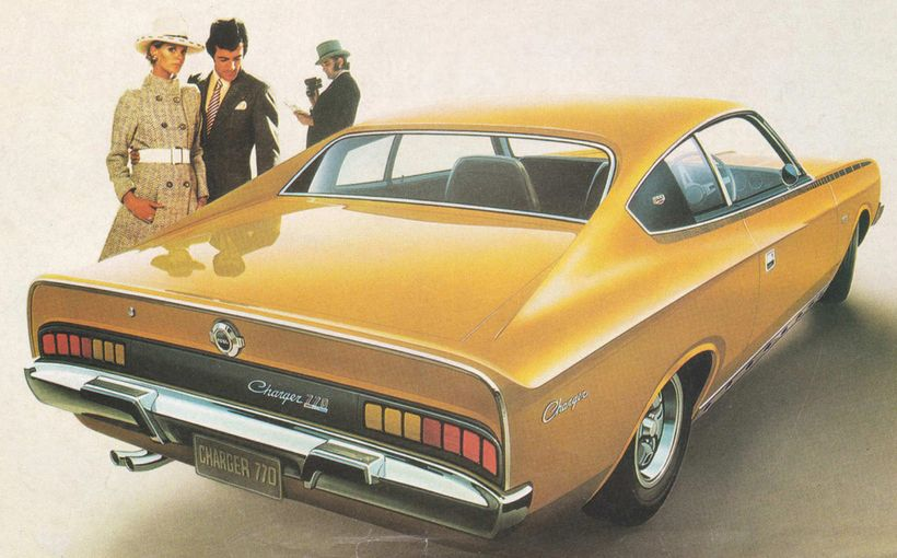 Valiant Charger: Chrysler's unbelievable Aussie super coupe