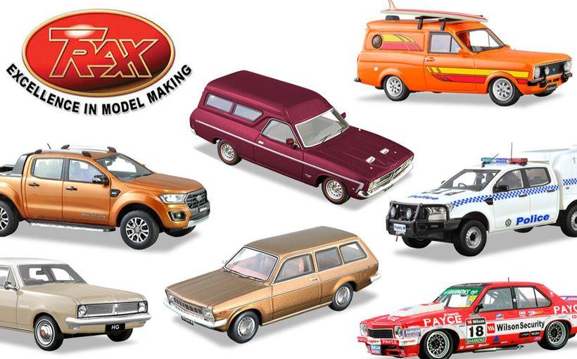 TRAX Model Car Reviews: Spring 2021