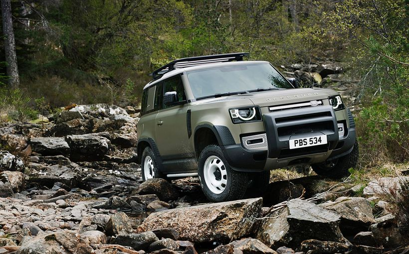 Short-wheelbase 4x4s are back with the return of the Land Rover Defender 90