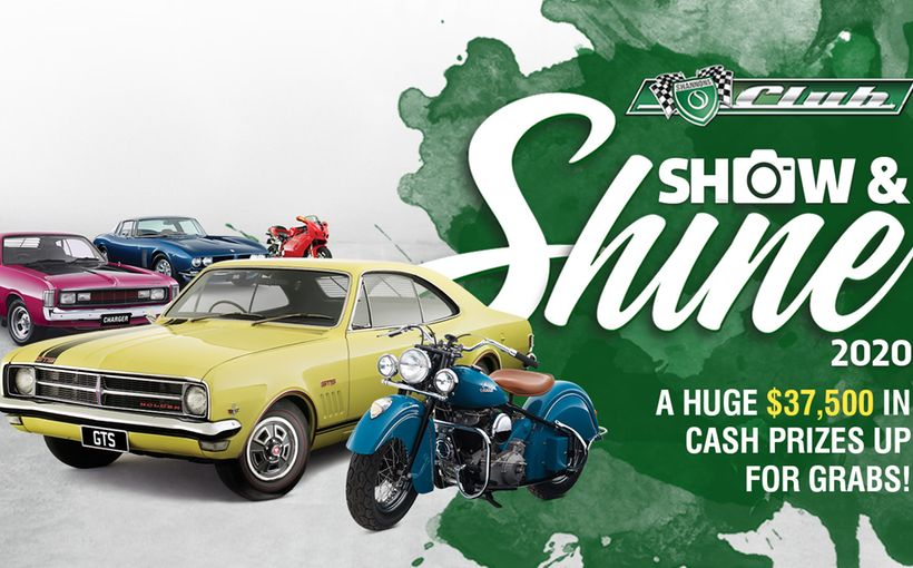 2020 Shannons Club Show & Shine Competition - $37,500 in Cash Prizes!