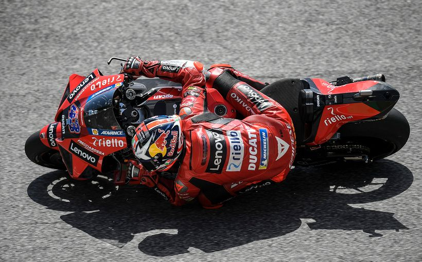 Mugello Weekend - Can Jack Miller make it three from three?