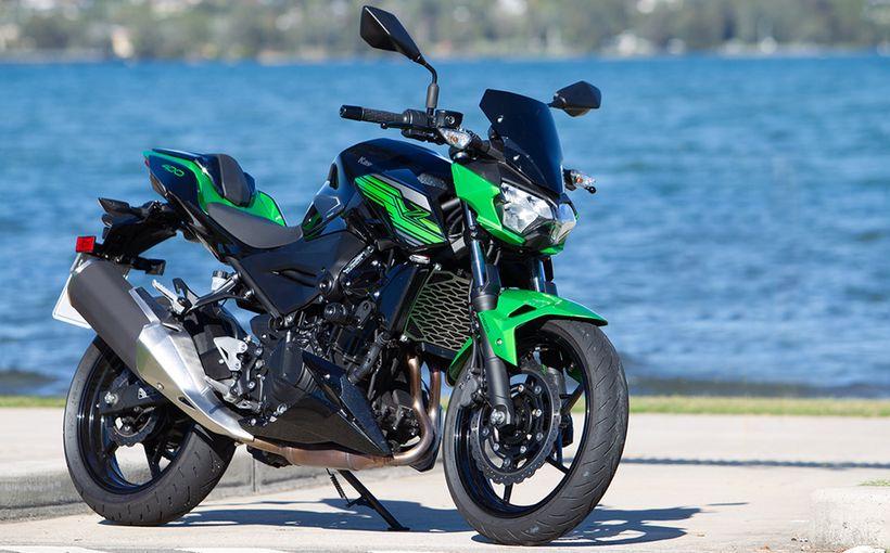2019 Kawasaki Z400: Little Green Machine