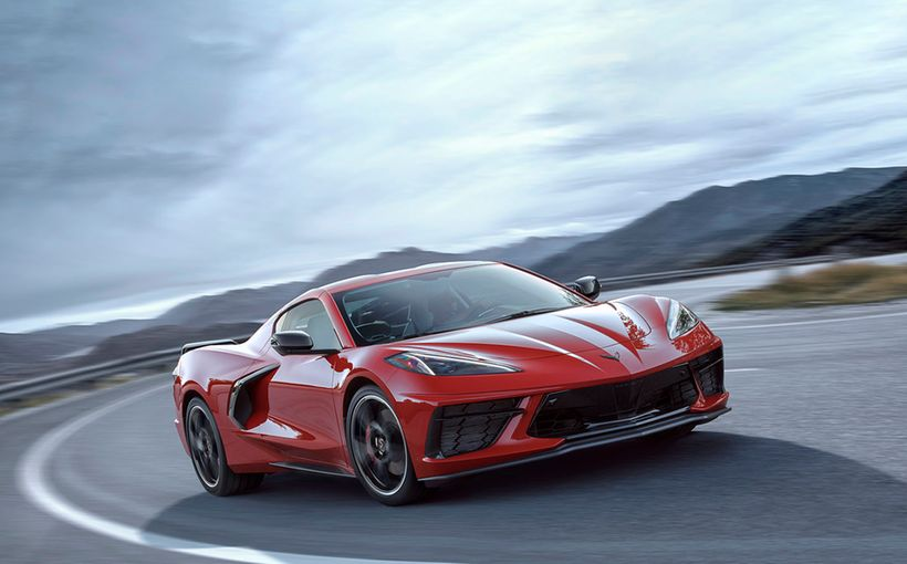 V8 power returns to Holden range with right-hook Chevrolet Corvette