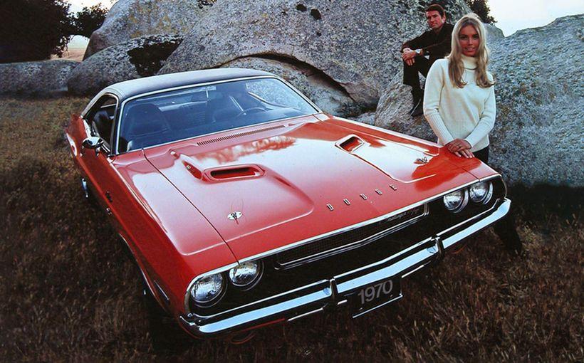 Dodge Challenger: pentastar pony car with a Hemi heritage