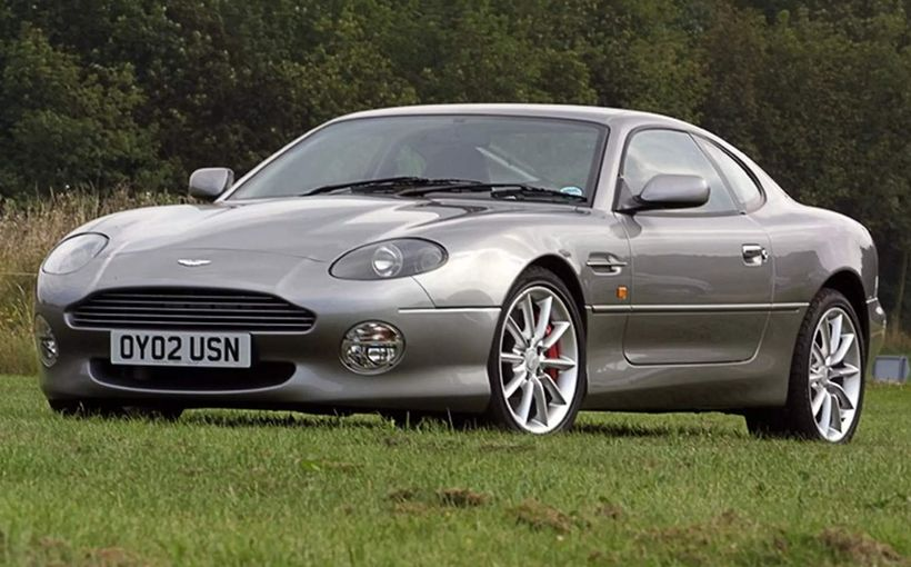 Could Aston Martin have a new V12 Vantage in the works?