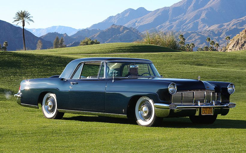 Lincoln Continental and 'Mark' Series: Edsel Ford's Legacy