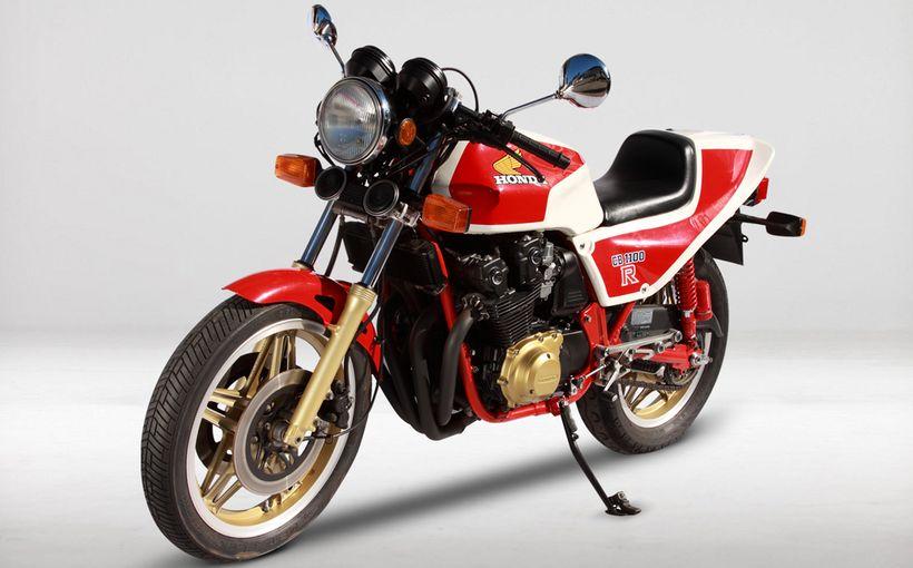 Honda CB1100R RB: Retro Ride