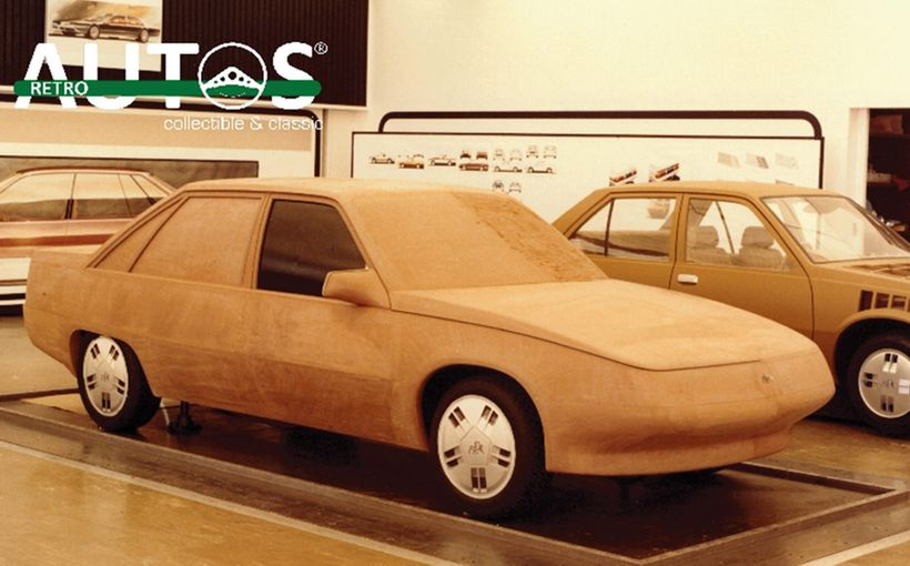 Holden Commodore design to driveway: The V-cars you never saw!
