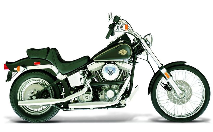 Harley-Davidson Softail: the hardtail you ride when you don't ride a hardtail