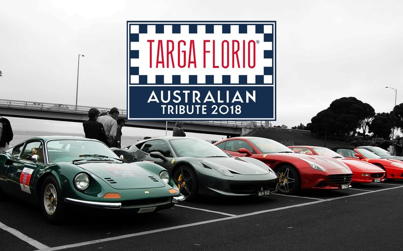 Shannons and Targa Florio Australian Tribute - Exclusive Offer